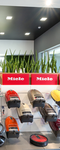 planning and scheduling Miele